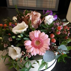 Williamson's My Florist 5 star review on 8th January 2021