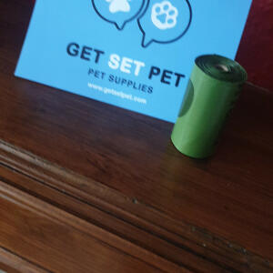 Get Set Pet 5 star review on 15th February 2021