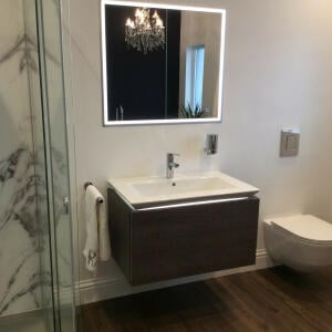 Unbeatable Bathrooms 5 star review on 5th November 2020