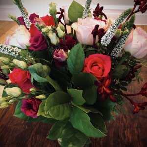 Verdure Floral Design Ltd 5 star review on 6th August 2021