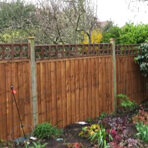 Barnard Fencing LTD 5 star review on 21st March 2017