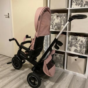 Little angels prams  5 star review on 16th March 2021