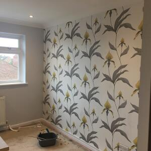 Wallpaper Online Ltd 5 star review on 29th March 2021