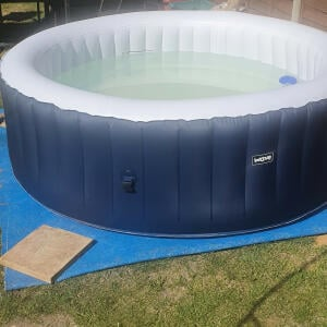 Wave Spas 5 star review on 10th July 2020