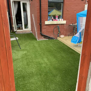 LazyLawn 5 star review on 23rd May 2020