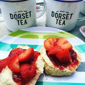 Dorset Tea 5 star review on 13th February 2021