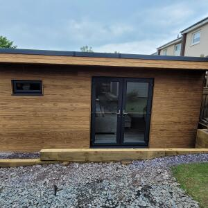 Outdoor Building Group 5 star review on 15th July 2021