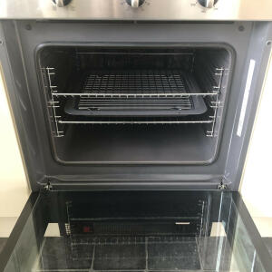 Select Oven Cleaning 5 star review on 11th July 2021