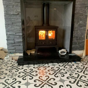 Direct stoves 5 star review on 17th June 2020