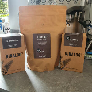 RINALDOS SPECIALITY COFFEE AND TEA LTD 5 star review on 5th September 2020