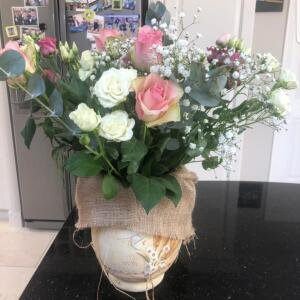 Bloom Magic Flower Delivery 5 star review on 22nd May 2020