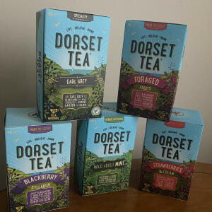 Dorset Tea 5 star review on 31st January 2021