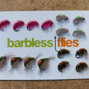 Barbless Flies Limited 5 star review on 23rd February 2021