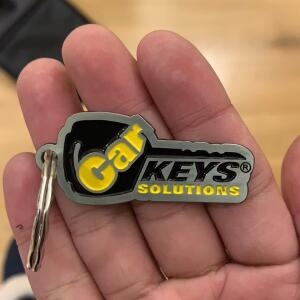 Car Key Solutions  5 star review on 29th October 2020