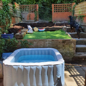 Wave Spas 5 star review on 19th June 2021