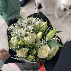 Haute Florist 5 star review on 24th September 2020