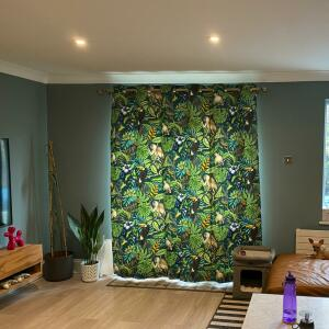 Curtains Made For Free 5 star review on 8th February 2021