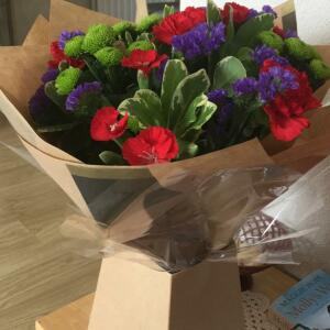 Interflora UK 3 star review on 11th September 2020