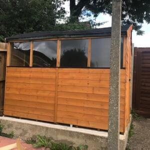Garden Buildings Direct 1 star review on 4th August 2020