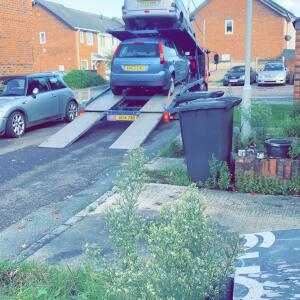 Abbey Scrap Cars 5 star review on 23rd October 2020