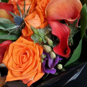Haute Florist 5 star review on 28th July 2021