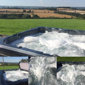 Castle Hot Tubs 5 star review on 17th September 2019