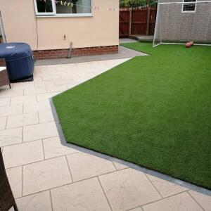 Artificial Grass Direct 5 star review on 18th June 2021