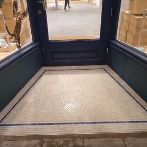Lilley Tile and Stone 5 star review on 22nd December 2019