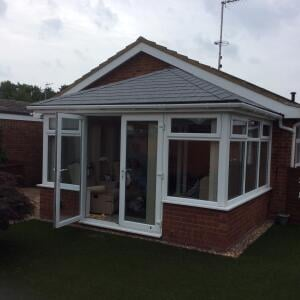 Comfortable Conservatories 4 star review on 19th August 2016