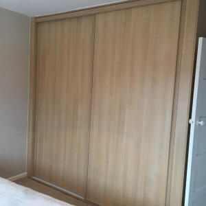 Sliding Door Wardrobes 5 star review on 10th December 2018