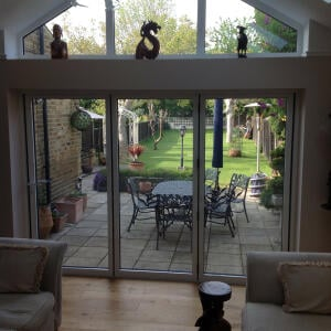 Express Bi-Folding Doors Leeds 5 star review on 7th May 2019