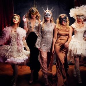 Just Posh Masks 5 star review on 14th February 2020