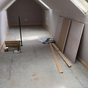 Loft Storage Room Company 5 star review on 27th July 2021