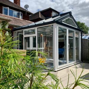 Lifestyle Windows & Conservatories  5 star review on 5th July 2020