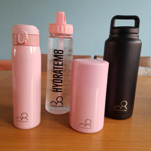 HydrateM8 5 star review on 12th September 2020