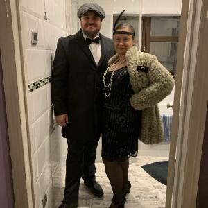 Gatsbylady London 5 star review on 22nd December 2019