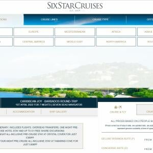 Six Star Cruises 5 star review on 24th March 2021