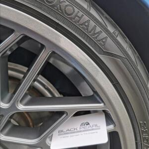 Black Pearl Tire Coating  5 star review on 4th October 2019