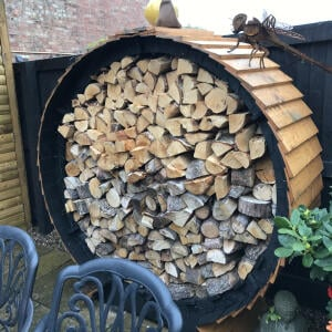 Dalby Firewood 5 star review on 5th October 2021