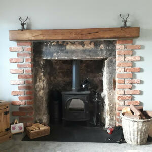Traditional Beams 5 star review on 15th January 2021