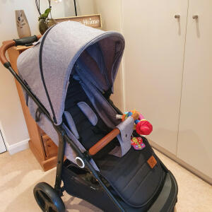 Little angels prams  5 star review on 26th May 2021