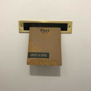 Pact Coffee 5 star review on 9th February 2021