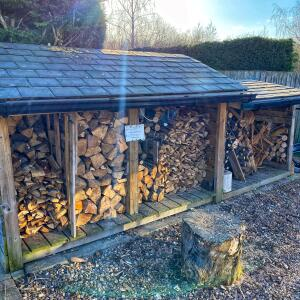 Dalby Firewood 5 star review on 26th March 2021