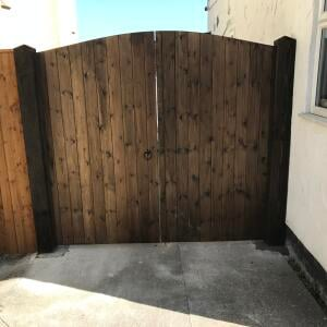 Barnard Fencing LTD 5 star review on 12th May 2017