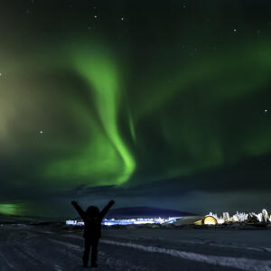 Weekend a la carte Aurora Nights 5 star review on 24th February 2020