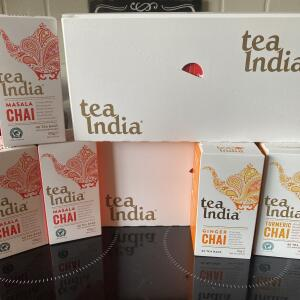 Tea India 5 star review on 13th June 2021