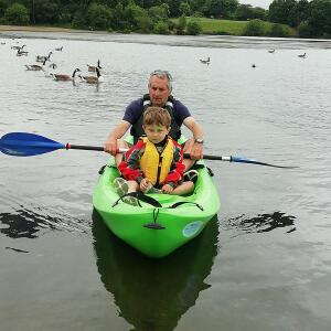 Escape Watersports 5 star review on 29th July 2021