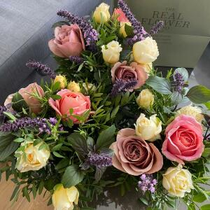 The Real Flower Company 5 star review on 19th July 2021