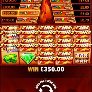 The Phone Casino 5 star review on 23rd December 2019