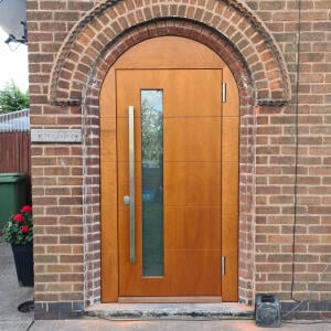 Stronghold Security Doors 5 star review on 14th September 2020